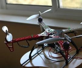 How to DIY a Quadcopter?