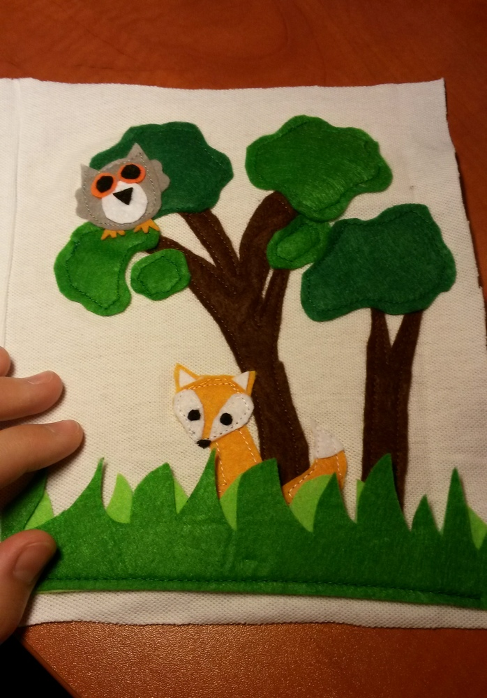 Picture of Page Eight and Nine - Nature!