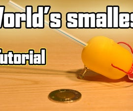 Worlds smallest potato gun TUTORIAL