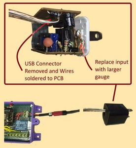 Simple 5V Power Supply