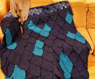 Dragon Scale Quilt