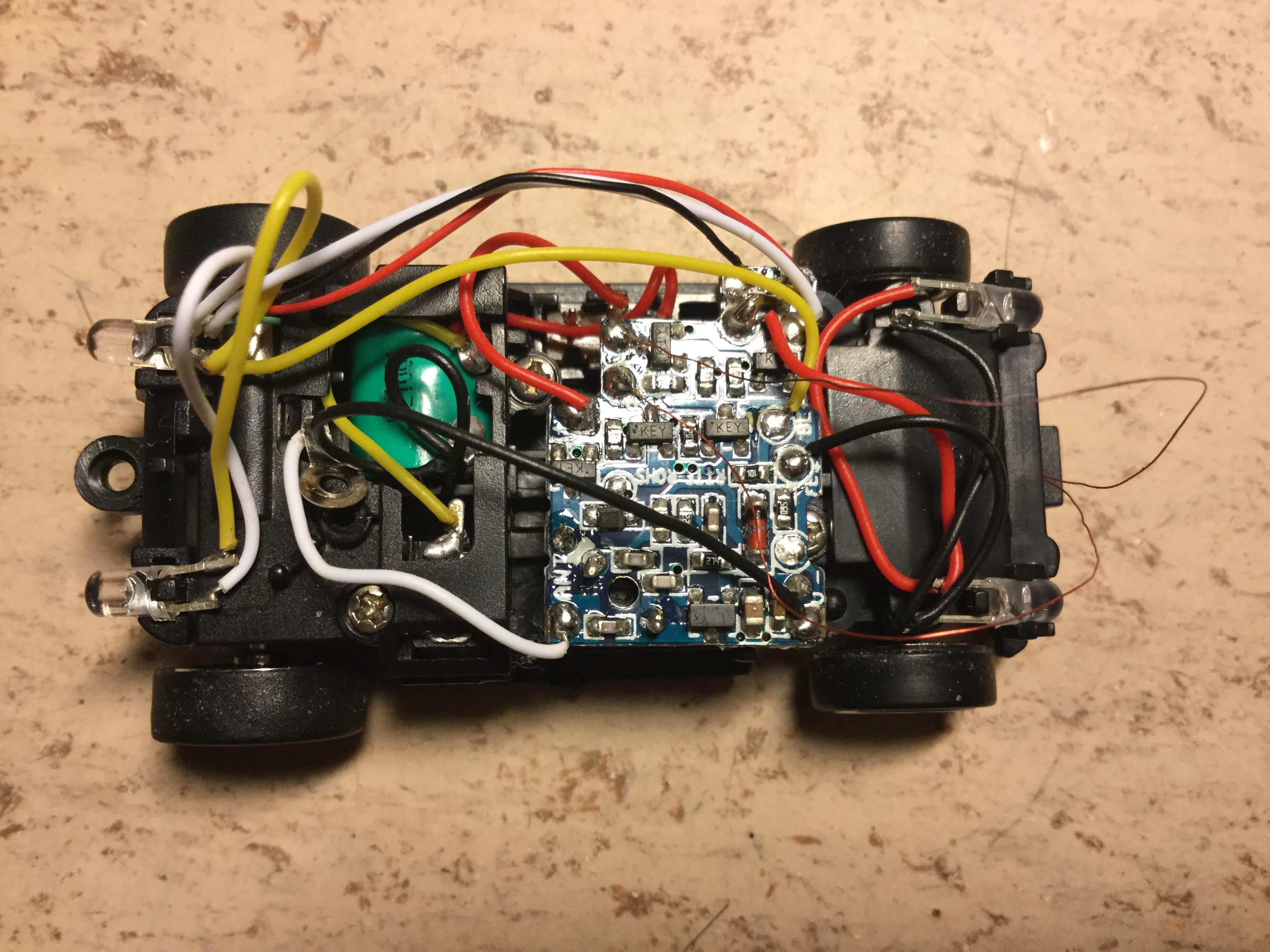 Picture of Micro RC Conversion
