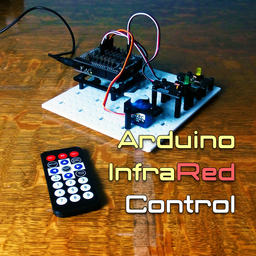 Picture of Using an IR Receiver With Arduino