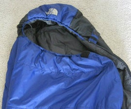 How to Wash a Sleeping Bag