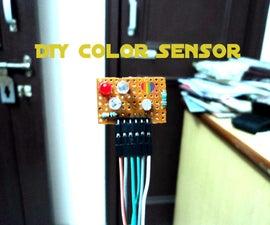 DIY Color Sensor