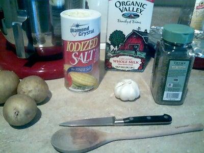 Easy, Creamy Mashed Potatoes