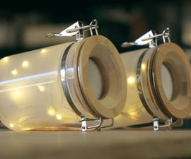 Firefly Jar Portable Bluetooth Speakers