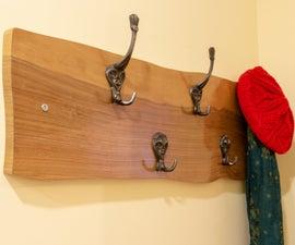 Wall-Mounted Coat Hangers