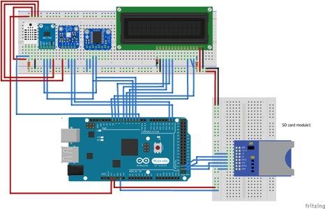 Arduino Based Weather Station