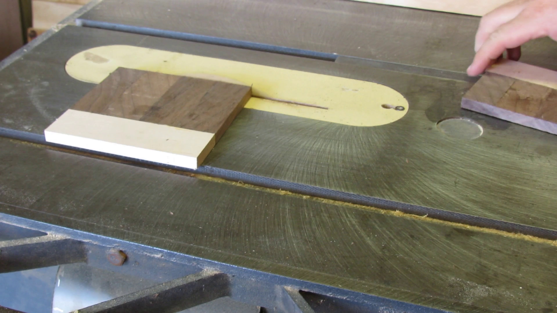 Picture of Cutting and Reassembling the Lid Panel