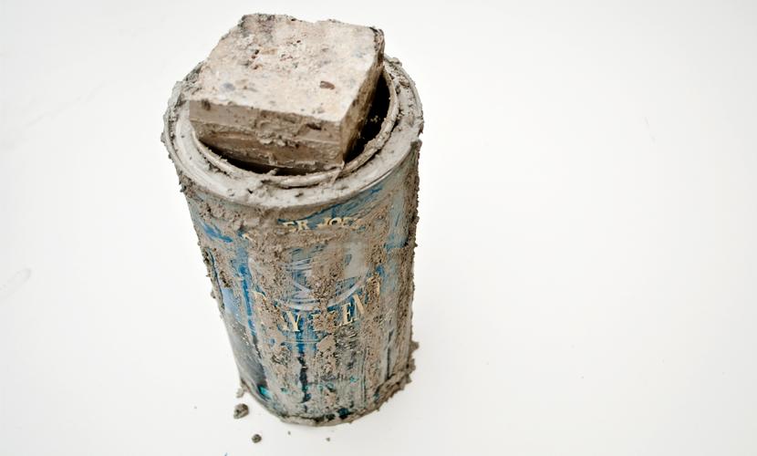 Picture of Mix, Pour, Vibrate Concrete