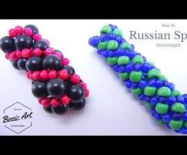 Russian Spiral | Beading Tutorial