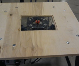 DIY Routing Table
