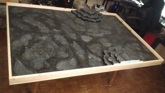 Modular Tabletop Terrain Boards