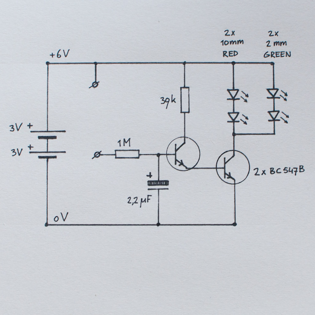 Picture of The Circuit - Prototype It!