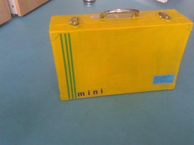 Rc Suitcase/ Travel Case Cheap