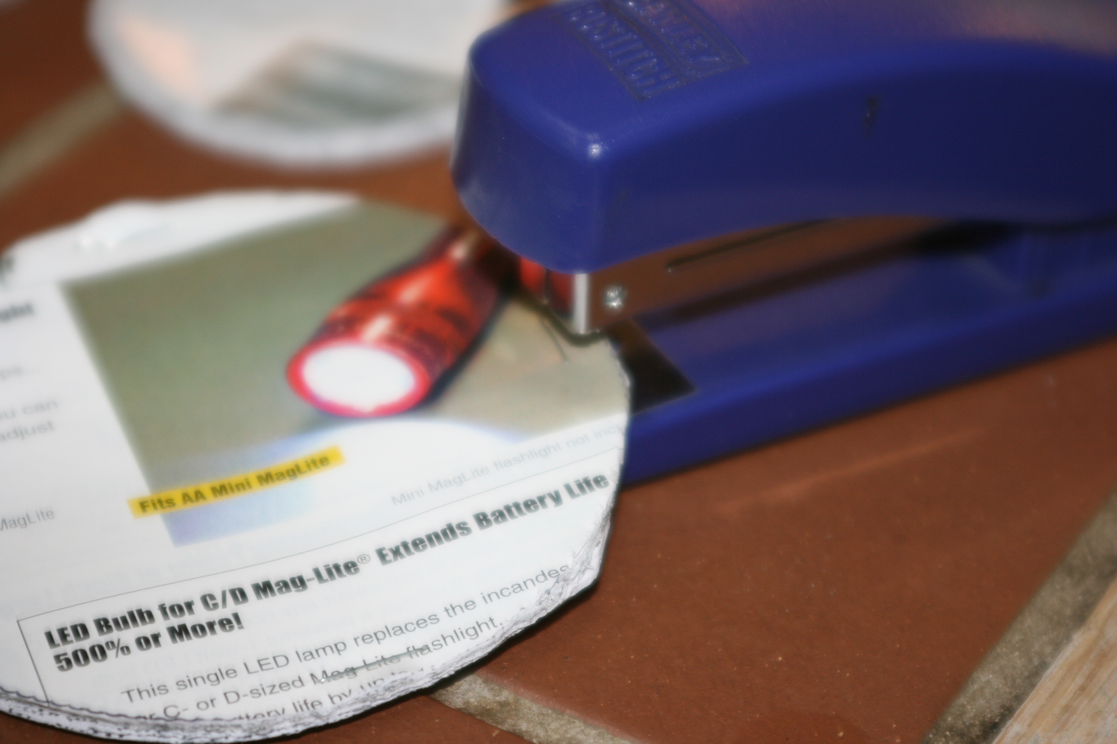 Picture of Stapling Time