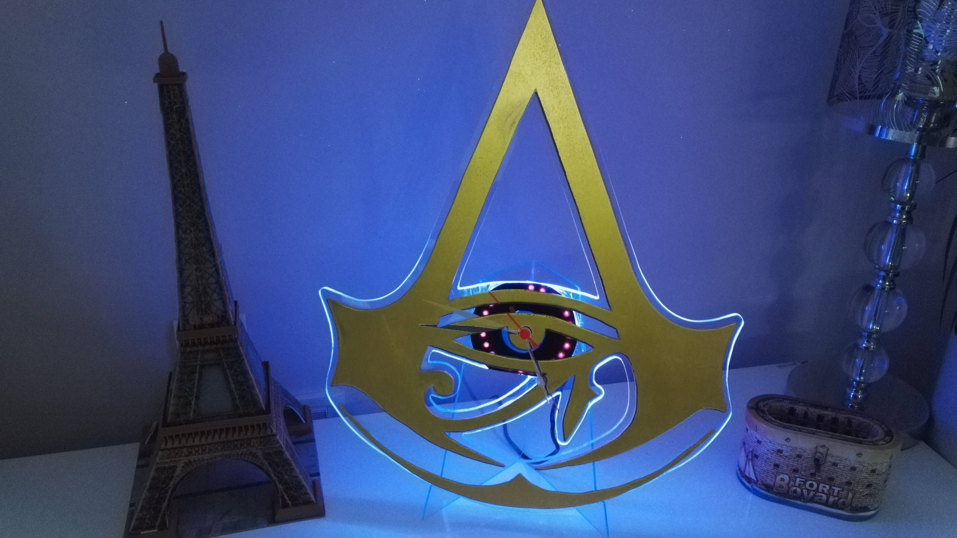 Picture of Assassin's Creed LED Clock