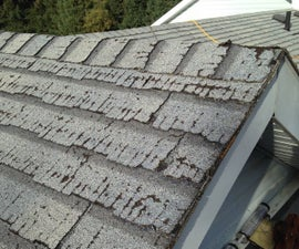 Shingle a Roof Over Existing Shingles - Save 75% Give or Take :)