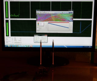 Nixie PC Meter/Monitor