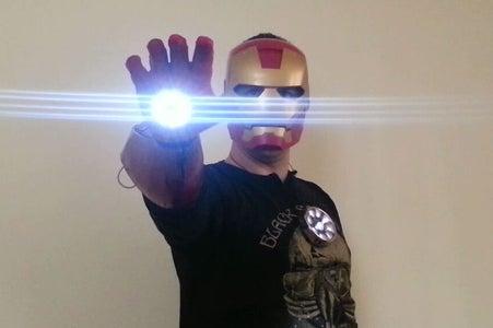 Bionic Iron Man Armor Demo Video