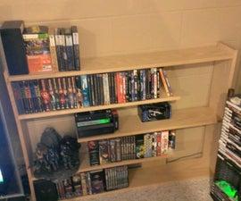 Modern DVD Storage