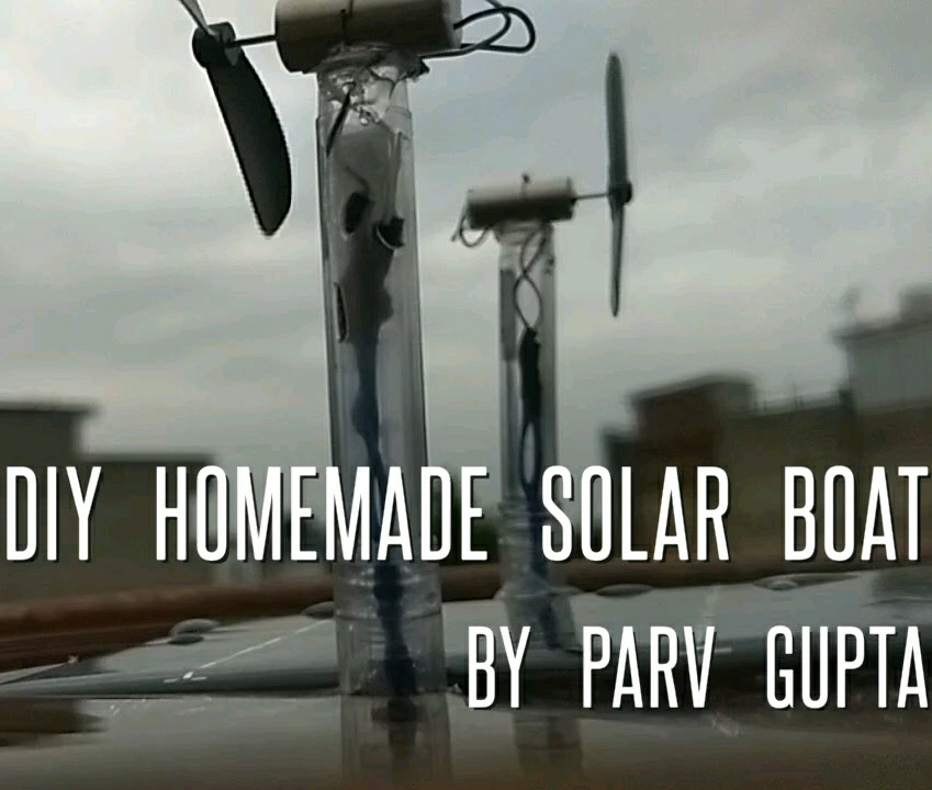 Picture of Diy Solar Toy
