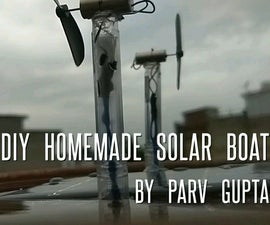 Diy Solar Toy