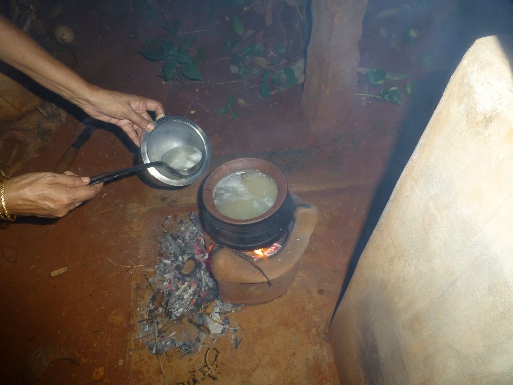 Picture of Cooking Pongal : Step 2