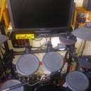 DIY Cheap Electronic Drum Kit Cymbals