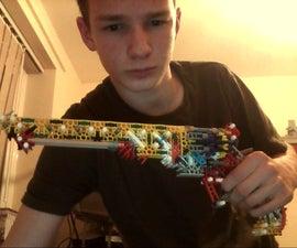 knex colt revolver