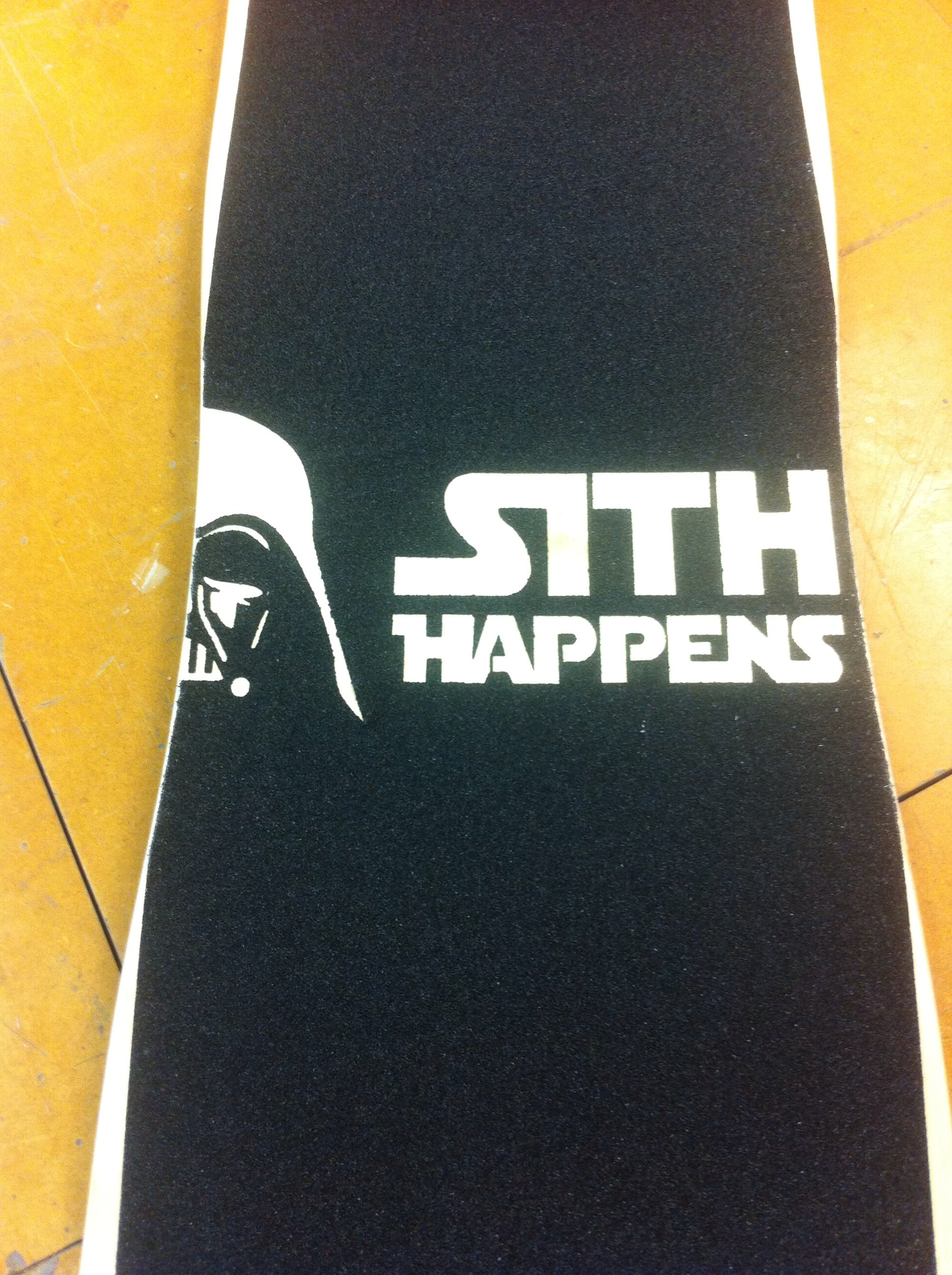Picture of Star Wars Longboard