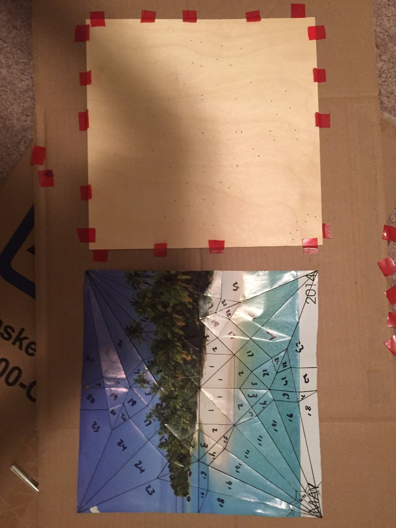 Picture of Transfer That Template to the Substrate