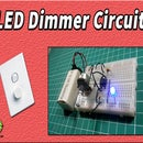 LED Dimmer Circuit | 555 Timer Projects