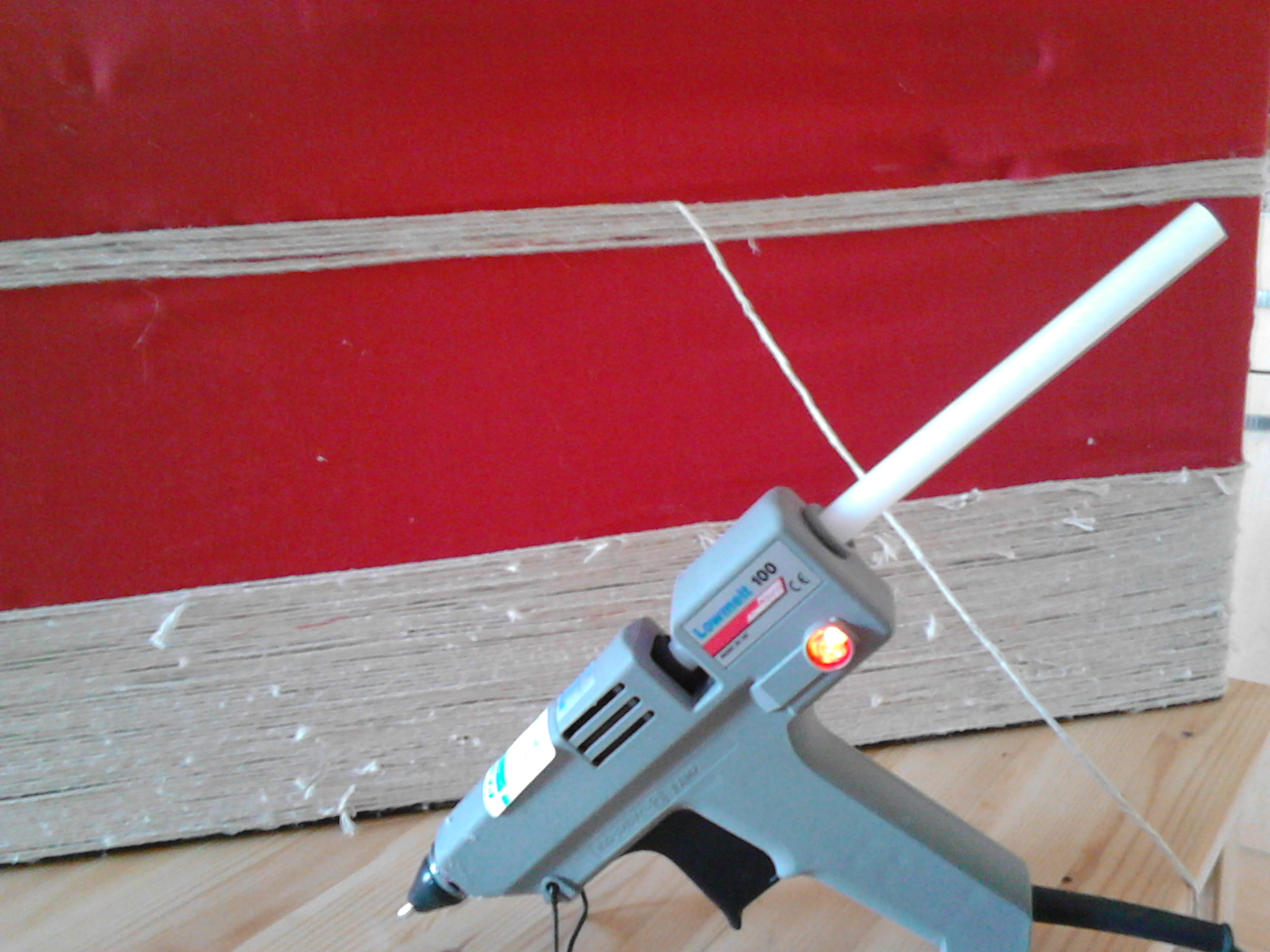 Picture of Gluing Gluing