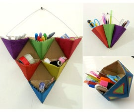 DIY Triangle Organizers
