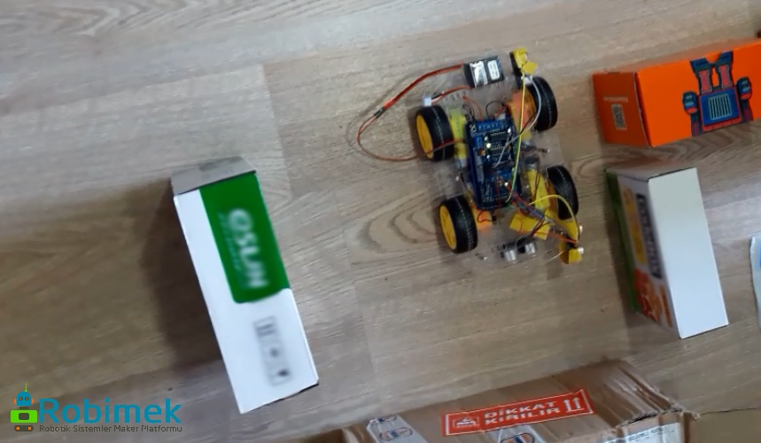 Picture of Autonomous Parallel Parking Car  Making Using Arduino