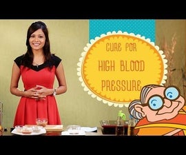 Home Remedies for High Blood Pressure or Hypertension