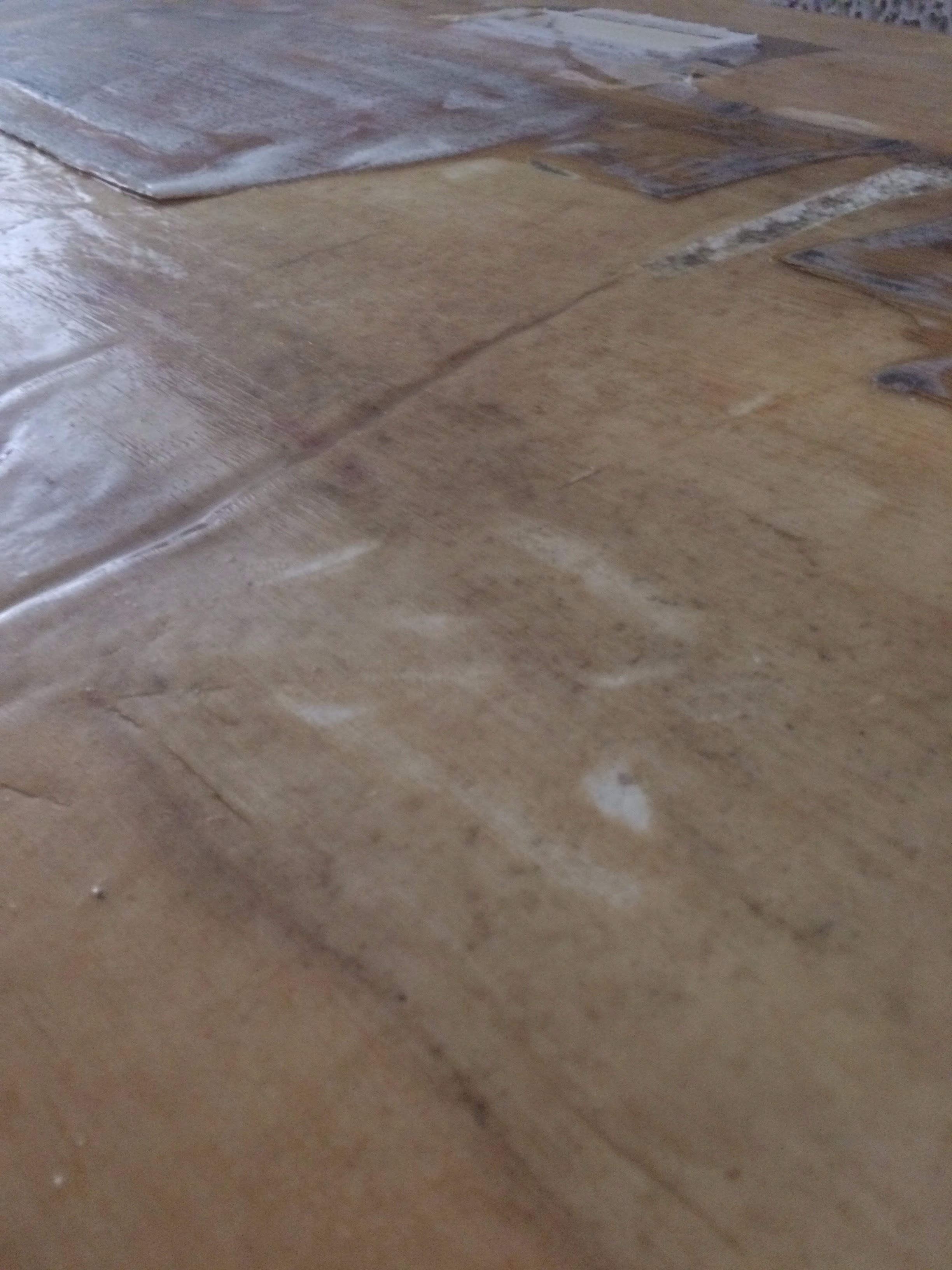 Picture of Lay the First Epoxy