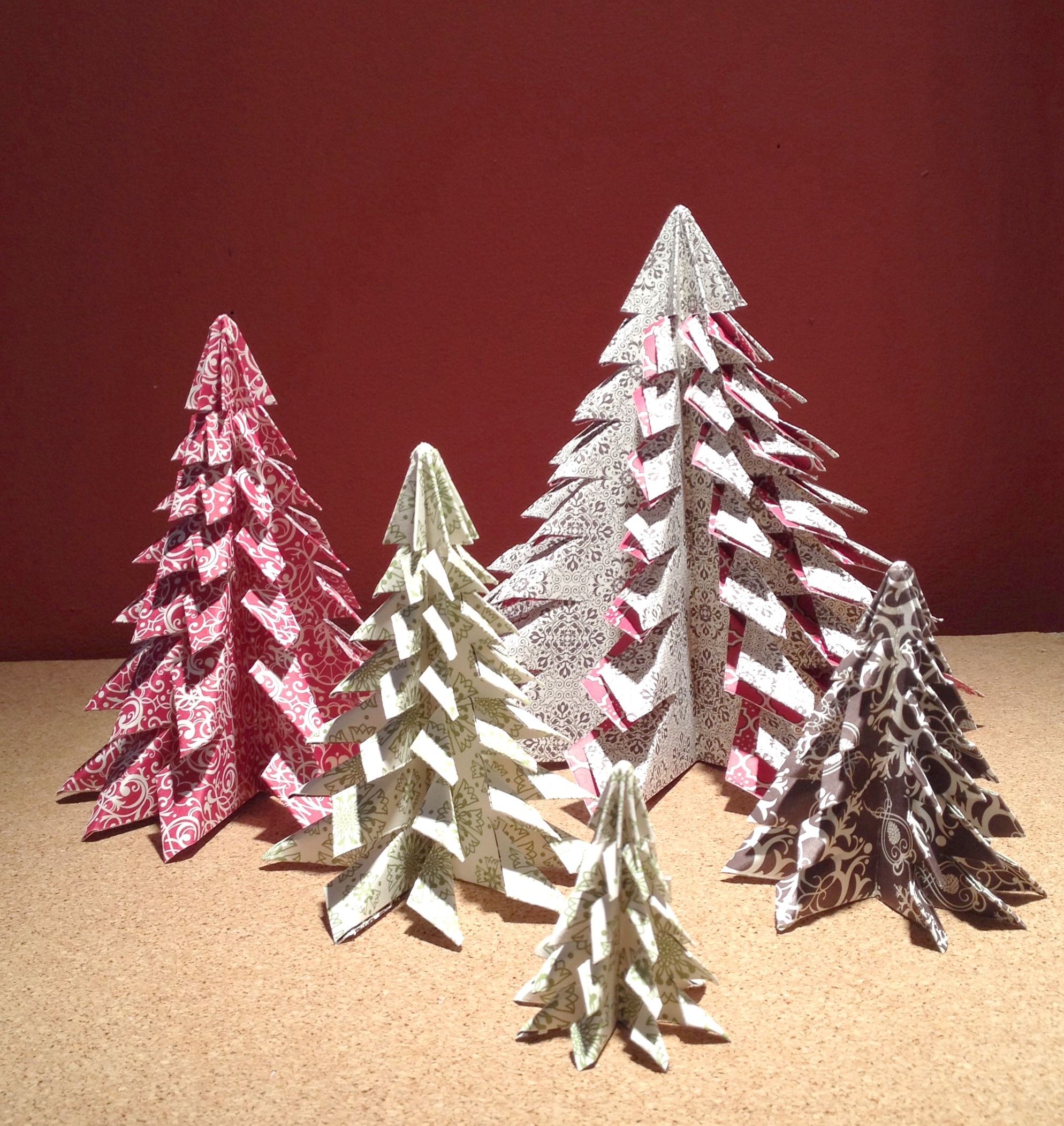 Picture of Paper Trees