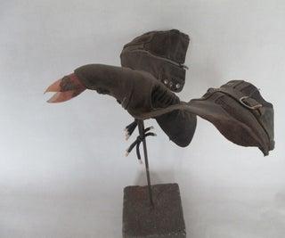 Schubert the Shoe Bird