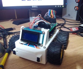 3D Body for Small Unmanned Ground Vehicle