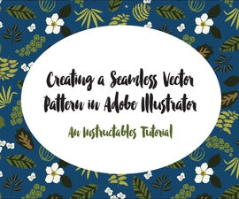 Creating a Seamless Vector Pattern in Adobe Illustrator