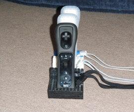 Lego Wii Remote Holder