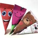 Paper Favor Boxes