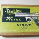 Vintage Webley Senior Airgun Stripdown.