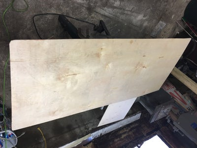 Cut a Panel for the Door/how to Paint a Mural