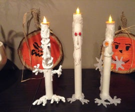 Candle Creatures