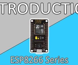 ESP8266 Tutorial Series   ESP8266 Examples Explained