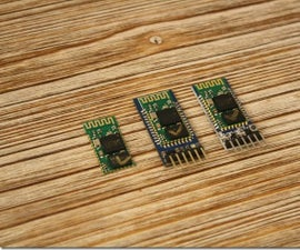 Change the Baud Rate of HC-05 Bluetooth Module Using Putty Program